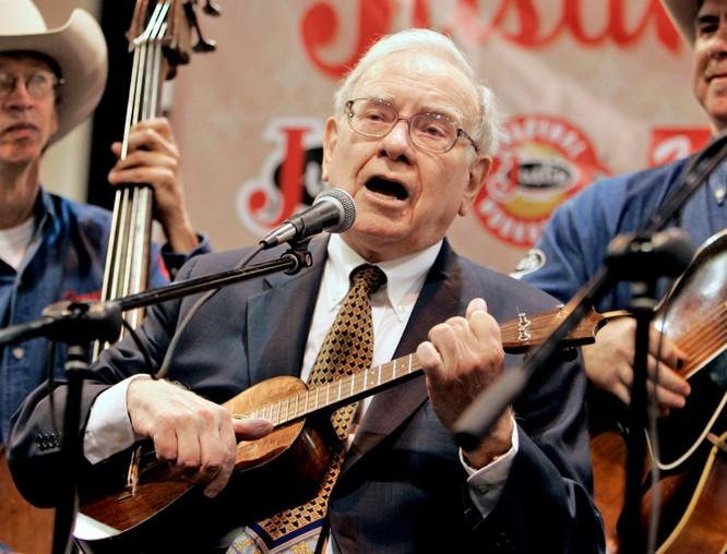 7 sự thật về khối tài sản 104 tỷ USD của Warren Buffett ảnh 2