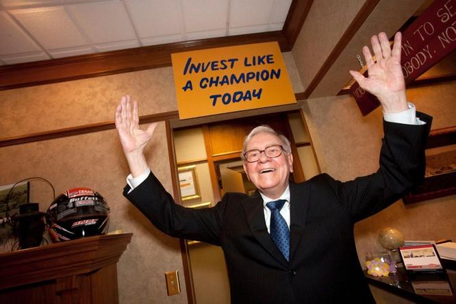 7 sự thật về khối tài sản 104 tỷ USD của Warren Buffett ảnh 3
