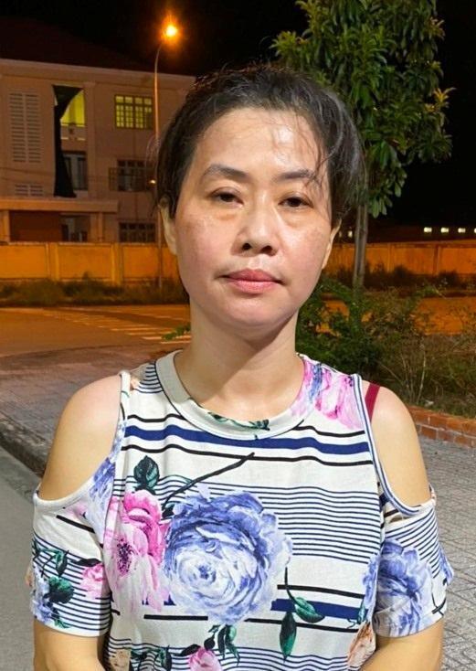 Bà Trương Thị Kim Soan mà C01 vừa bắt là ai? ảnh 1