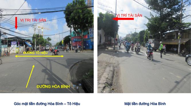 Đường về Khahomex (KHA) của khu 'đất vàng' 6.327 m2 tại quận Tân Phú (TP. HCM) ảnh 1