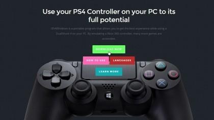 Hướng dẫn sử dụng tay cầm PS4 DualShock 4 cho PC ảnh 2