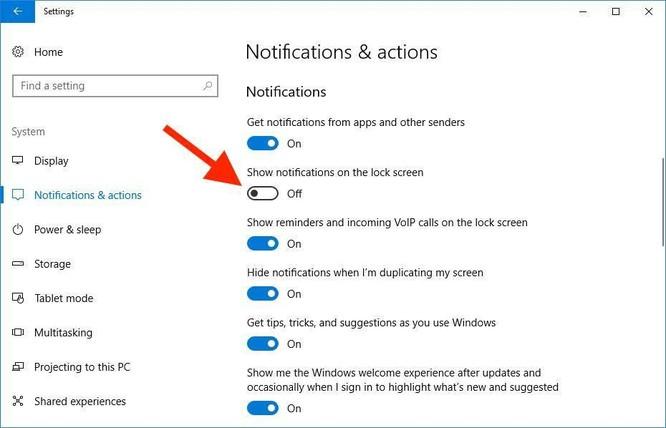 5 tùy chỉnh bảo mật bạn cần phải thay đổi với Windows 10 ảnh 4