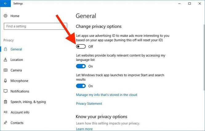 5 tùy chỉnh bảo mật bạn cần phải thay đổi với Windows 10 ảnh 5