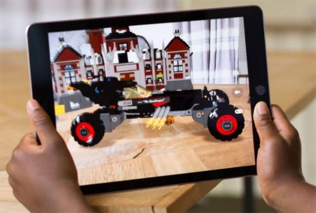 5 lý do giúp iPhone, iPad tích hợp AR thay đổi cục diện công nghệ năm 2017 ảnh 2
