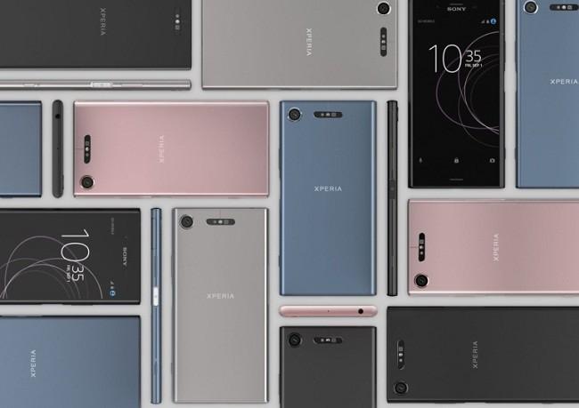 Sony Xperia XZ1 và XZ1 Compact: thiết kế không ấn tượng, cài sẵn Android Oreo ảnh 1