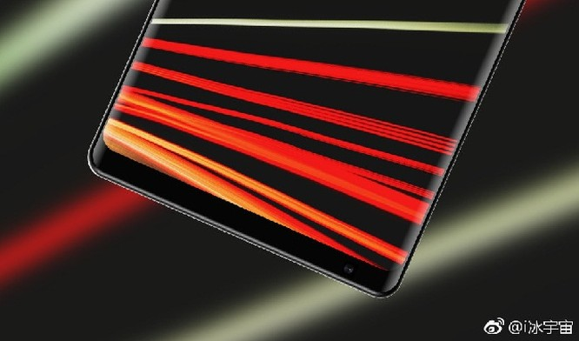 Rò rỉ ảnh Xiaomi Mi Mix 2 với viền màn hình siêu mỏng ảnh 1