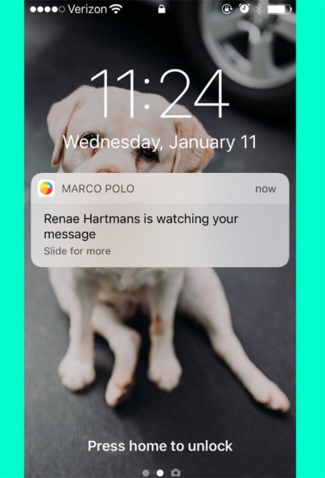 """Mách bạn cách dùng Macro Polo – """"lính mới"""" sắp đá bay Snapchat ảnh 9"""