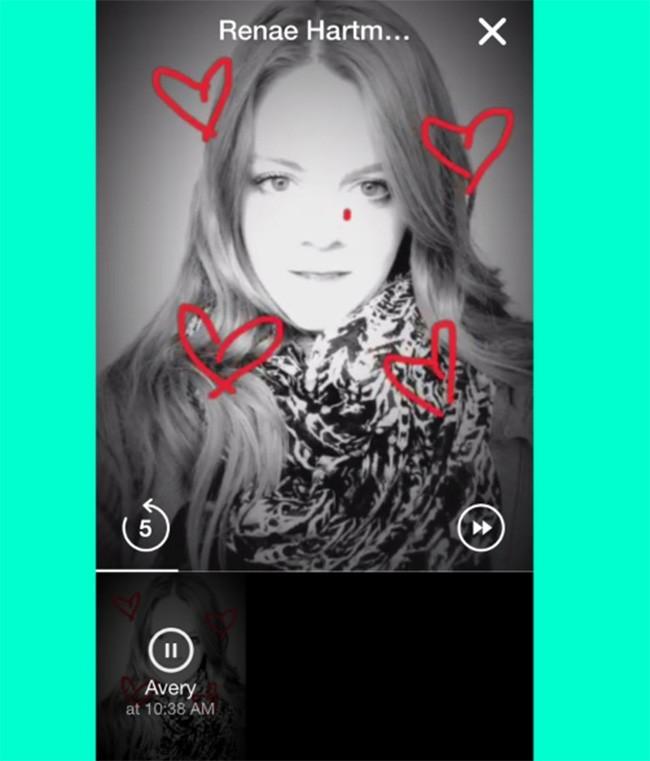 """Mách bạn cách dùng Macro Polo – """"lính mới"""" sắp đá bay Snapchat ảnh 6"""