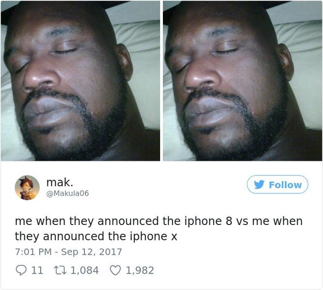 Cười đau ruột với những tấm ảnh chế iPhone X ảnh 8