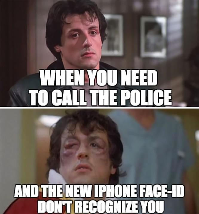 Cười đau ruột với những tấm ảnh chế iPhone X ảnh 3