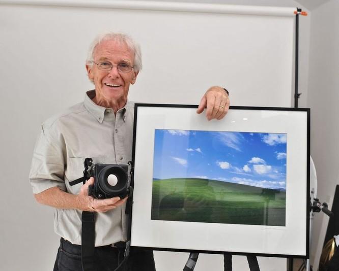 """Cha đẻ của hình nền """"tỉ view"""" Windows XP tái xuất ảnh 3"""