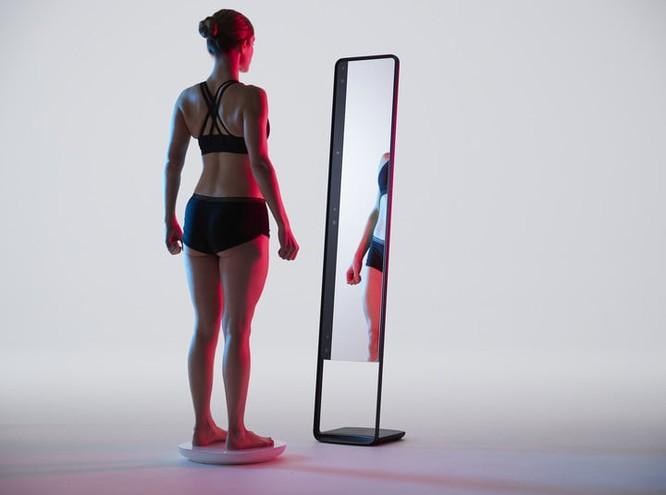 """""""Gương thần 3D"""" giúp chủ nhân giữ gìn vóc dáng ảnh 1"""