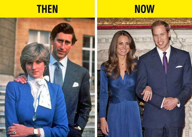 Công nương Diana phá vỡ 6 quy tắc gia đình hoàng gia ảnh 1