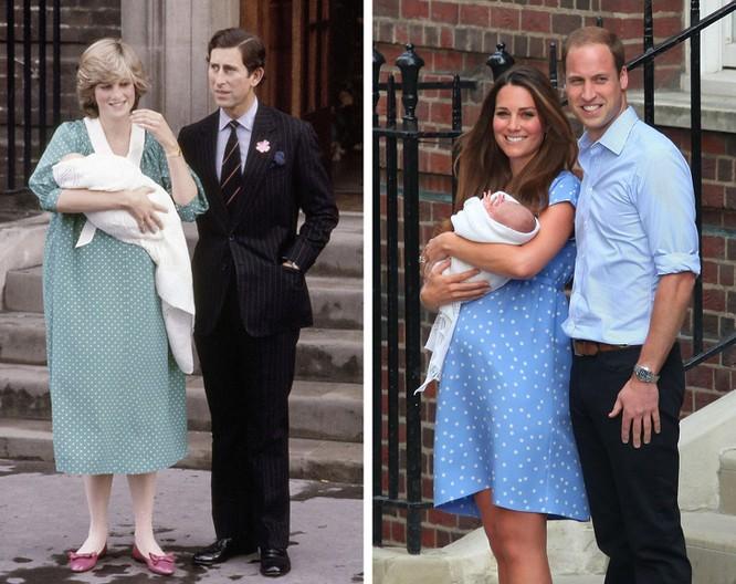 Công nương Diana phá vỡ 6 quy tắc gia đình hoàng gia ảnh 2