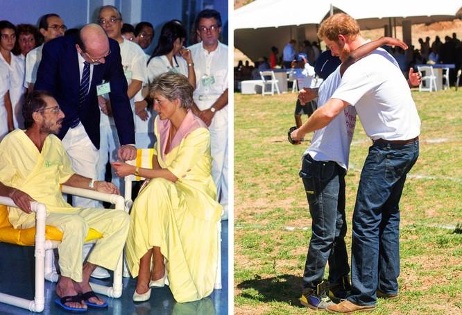 Công nương Diana phá vỡ 6 quy tắc gia đình hoàng gia ảnh 5