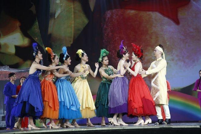 Bài 1: Nhạc kịch Việt – Những giấc mơ vật vã ảnh 2