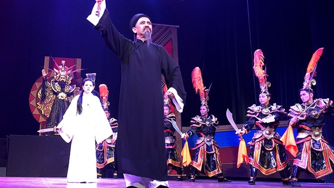 Bài 1: Nhạc kịch Việt – Những giấc mơ vật vã ảnh 4