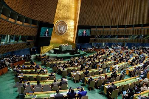 Việt Nam lần đầu trúng cử vào Ủy ban Luật thương mại quốc tế Liên Hiệp Quốc ảnh 1