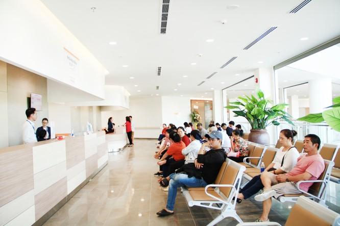 Khánh thành bệnh viện hợp tác công tư đầu tiên tại Tp.HCM ảnh 3