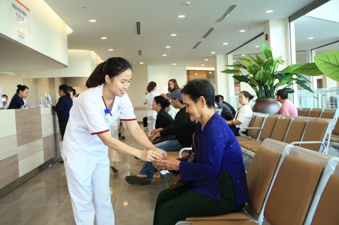 Khánh thành bệnh viện hợp tác công tư đầu tiên tại Tp.HCM ảnh 4