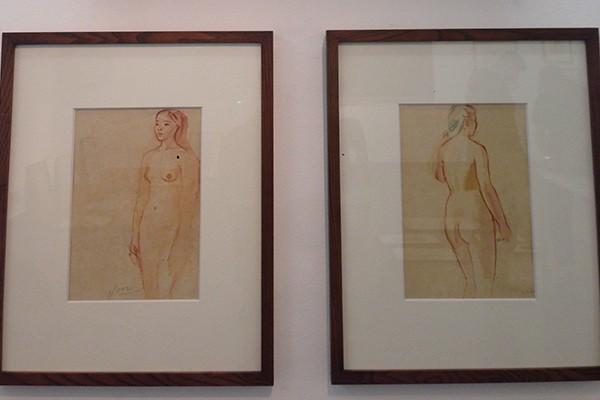 """Ngắm tranh nude của họa sỹ tiền bối ghi lại """"da thịt Việt"""" ảnh 4"""