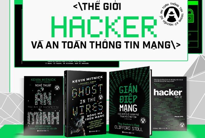 Thế giới ly kỳ của Hacker và cách bảo vệ thông tin cá nhân ảnh 1
