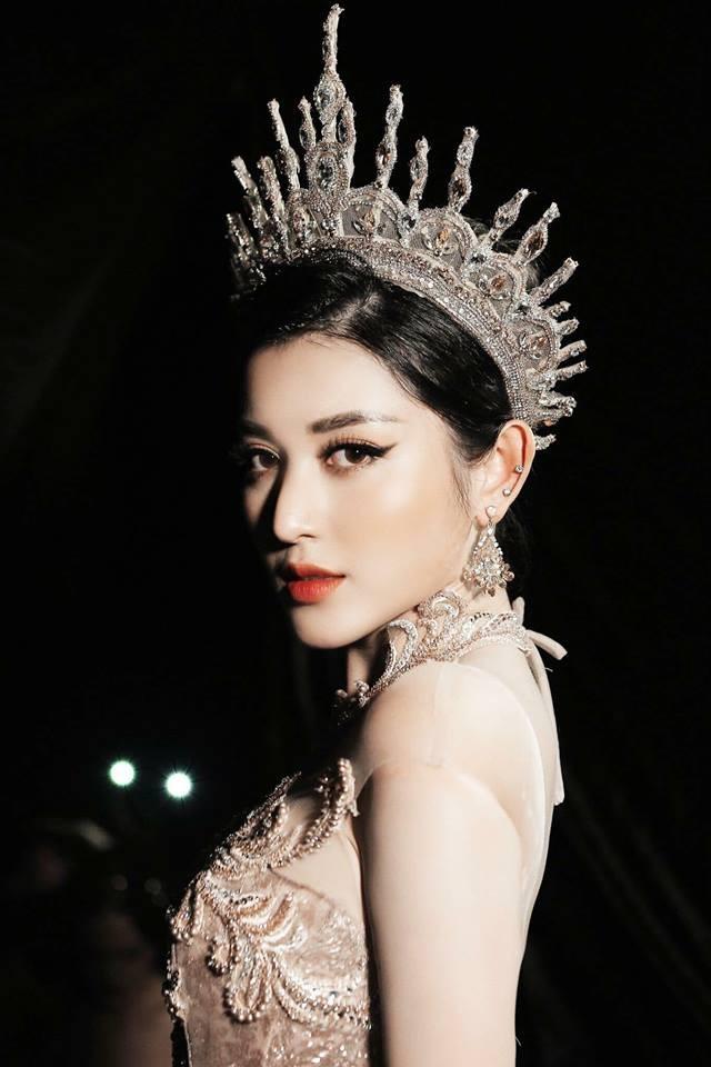 Á hậu Huyền My (ảnh: FBNV)