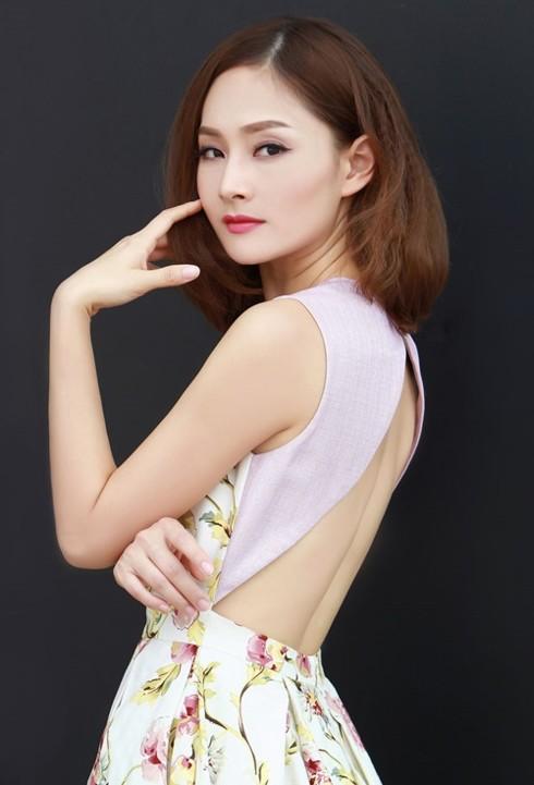 Người đẹp Lan Phương không sợ ngay cả khi nhận vai già