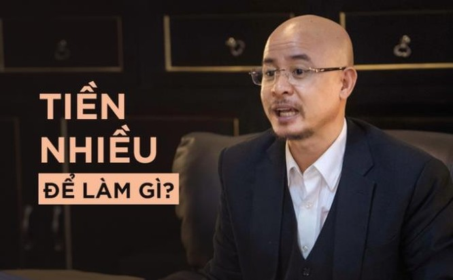 """Sau phát biểu dậy sóng của ông Đặng Lê Nguyên Vũ, đã xuất hiện bài hát """"Tiền nhiều để làm gì?"""""""