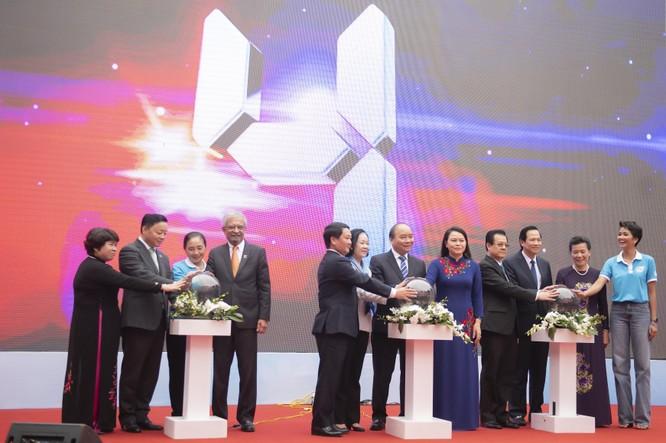Hoa hậu H'Hen Niê kêu gọi chung tay vì phụ nữ và trẻ em gái ảnh 3