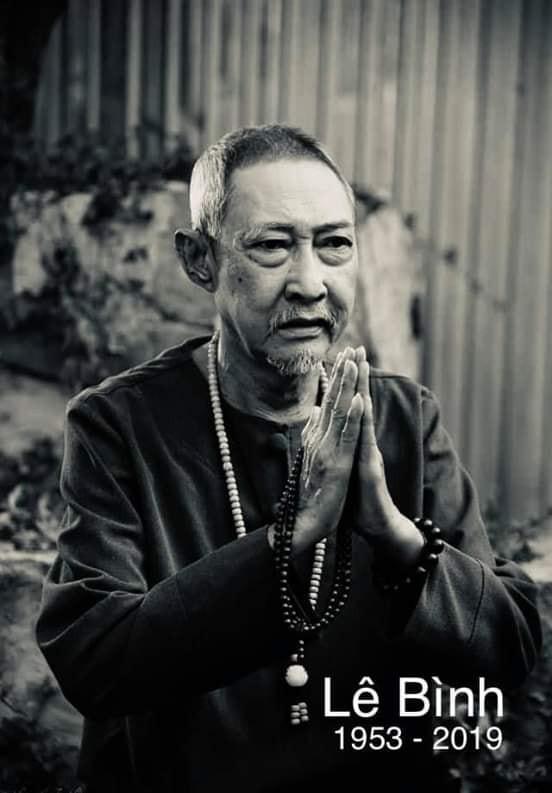 Nghệ sĩ Lê Bình chia tay cơn đau ung thư về cõi thiên thu ảnh 3