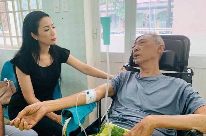 Nghệ sĩ Lê Bình chia tay cơn đau ung thư về cõi thiên thu ảnh 4