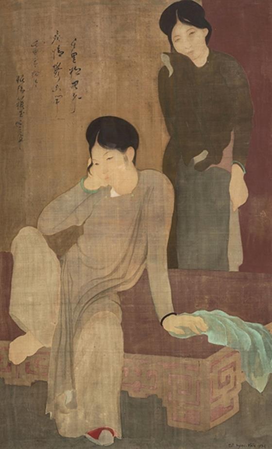 Hai tranh khỏa thân của Lê Phổ bán hơn 44 tỉ đồng ảnh 4