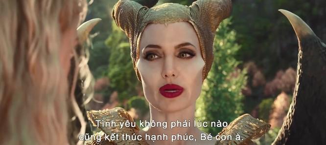 Angelina Jolie tái xuất sau ly hôn, đáng sợ hơn bội phần ảnh 1