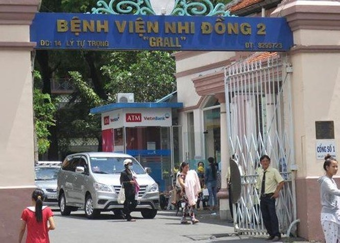 Bệnh viện Nhi Đồng 2 (TP.HCM)