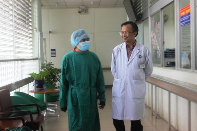 Ghép tim xuyên Việt thành công, cứu bệnh nhân thoát lằn ranh sinh tử ảnh 1