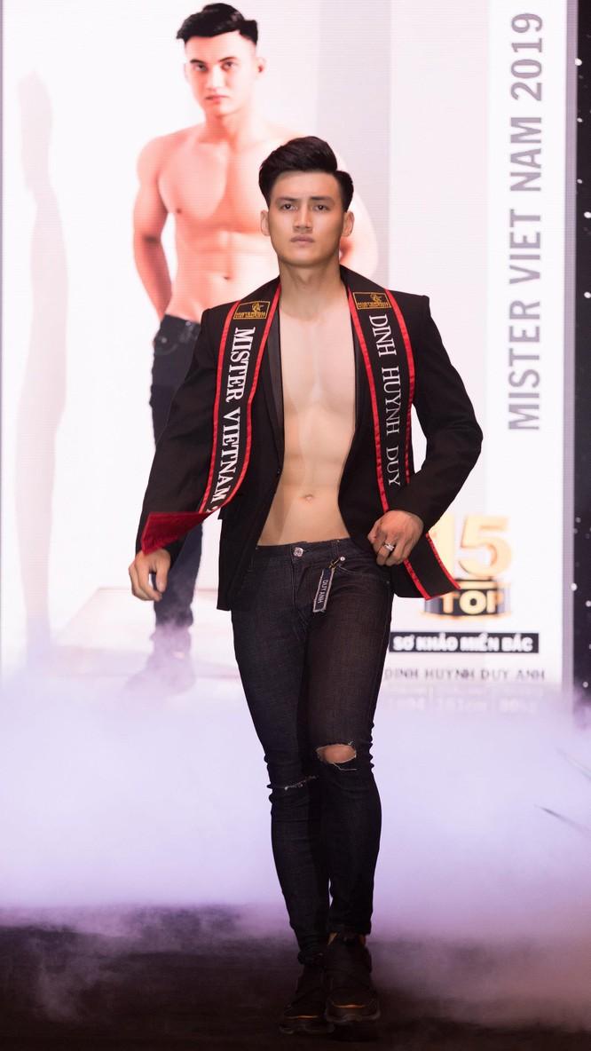 """Lộ diện top 30 """"mỹ nam"""" hot nhất Mister Vietnam 2019 ảnh 16"""