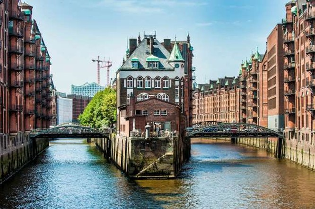 Hamburg, Đức