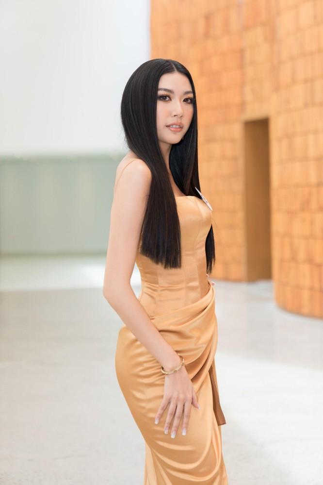 Thí sinh Hoa hậu Hoàn vũ Việt Nam 2019