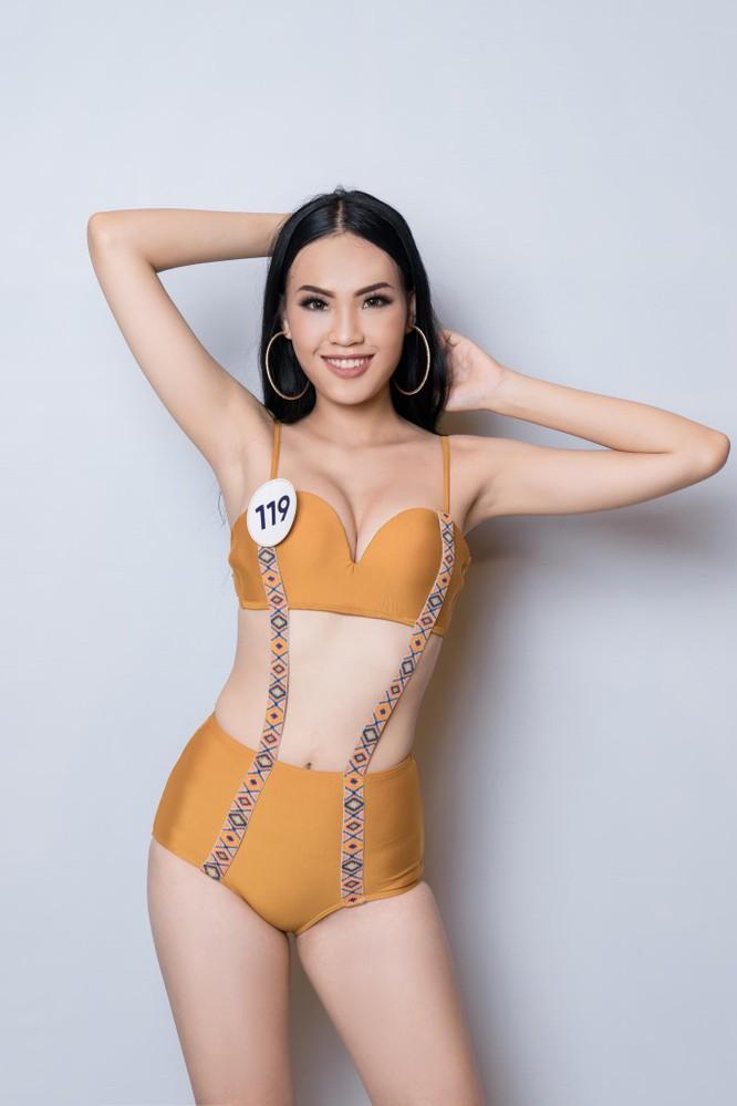 Thí sinh Ngô Thị Thu Hương