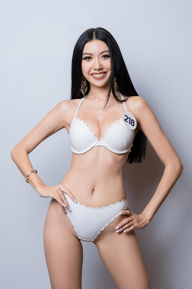 Thí sinh Phạm Hồng Thụy Vân