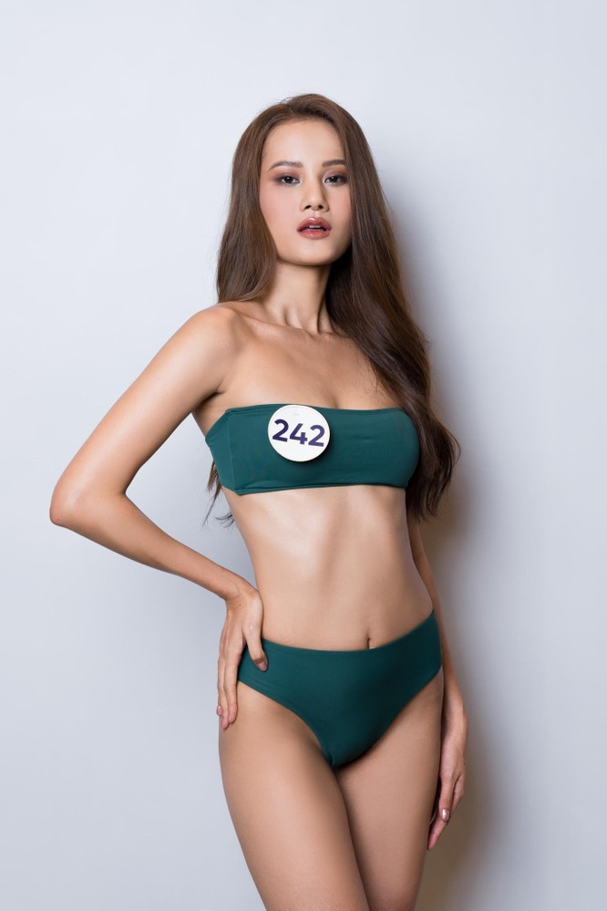 Thí sinh Nguyễn Thị Hương Ly
