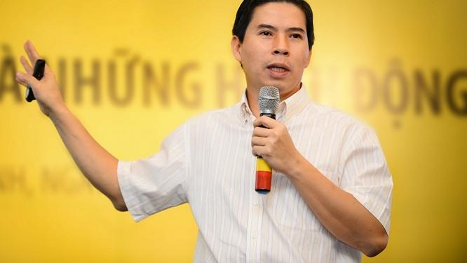 Ông Nguyễn Đức Tài kể về quá trình xây dựng văn hóa yêu thương trong doanh nghiệp