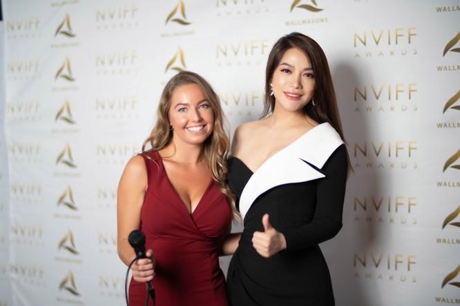 """Trương Ngọc Ánh được vinh danh """"Nữ diễn viên châu Á xuất sắc nhất"""" tại NVIFF 2019 ảnh 4"""
