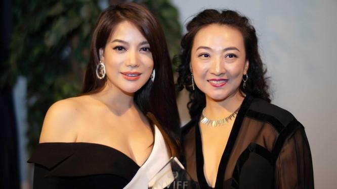 """Trương Ngọc Ánh được vinh danh """"Nữ diễn viên châu Á xuất sắc nhất"""" tại NVIFF 2019 ảnh 6"""