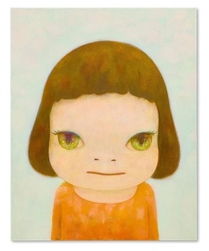 Tranh nghi là giả của danh họa Nguyễn Gia Trí thất bại trong phiên đấu giá Sotheby's ảnh 3