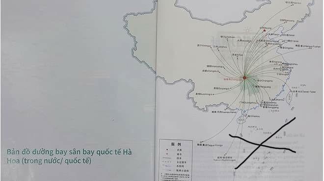 """Sở Du lịch TP. HCM chấn chỉnh các doanh nghiệp sau vụ bản đồ có """"đường lưỡi bò"""" ở Saigontourist ảnh 1"""