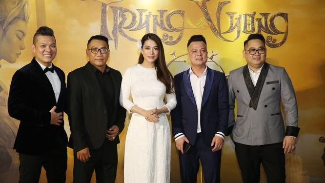 Phim về Hai Bà Trưng sẽ đưa sử Việt ra thế giới ảnh 5