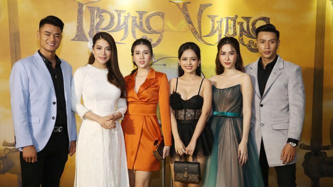Phim về Hai Bà Trưng sẽ đưa sử Việt ra thế giới ảnh 6