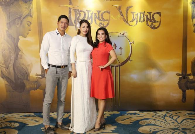 Phim về Hai Bà Trưng sẽ đưa sử Việt ra thế giới ảnh 7